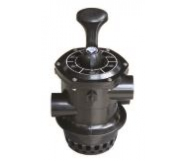 1.5 inch 6 Way Top Mount Valve