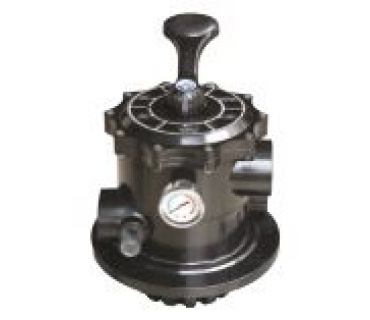 2 inch  6 Way Top Mount Valve