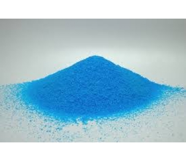 Copper Sulphate (CuSO4)
